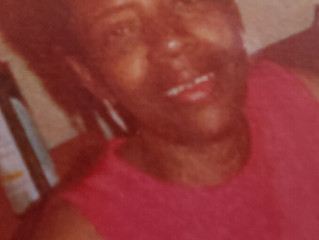 Funeral Announcement of Lorraine McPherson
