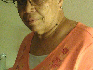 Funeral Announcement of Evelyn V. Lowe