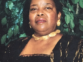 Funeral Announcement of Thelma Maxine Houston (Age 78)