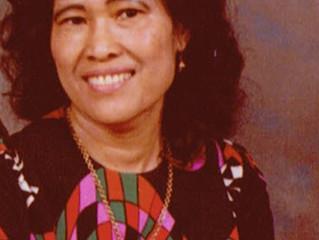 Funeral Announcement of Teresita Brooks (Age 87)