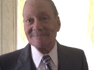Funeral Announcement of Phillip Fobbs (Age 88)