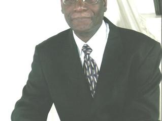 Funeral Announcement of Daniel E. Johnson, Sr.