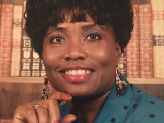 Funeral Announcement of Jannie B. Odum (Age 83)