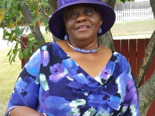 Funeral Announcement of Eunice V. McKnight