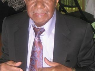 Funeral Announcement of Robert J. Fields