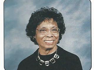 Funeral Announcement of Georgia C. Thompson