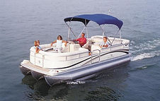 Pontoon Boat Rental