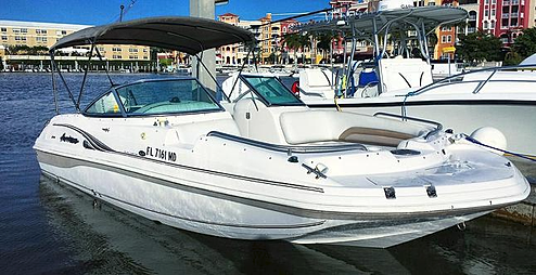 Monthly Boat Rental Marco Island