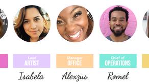 Meet The Team of Sweet E's Bake Shop