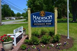 Veterans Park Sign 1a