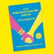 the Procrastination Paper Issue 26 Feb 2