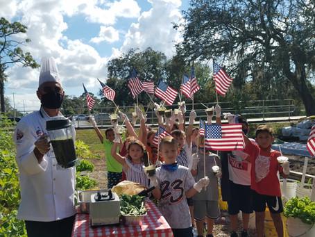 Chef and Child program celebrates International Chefs Day