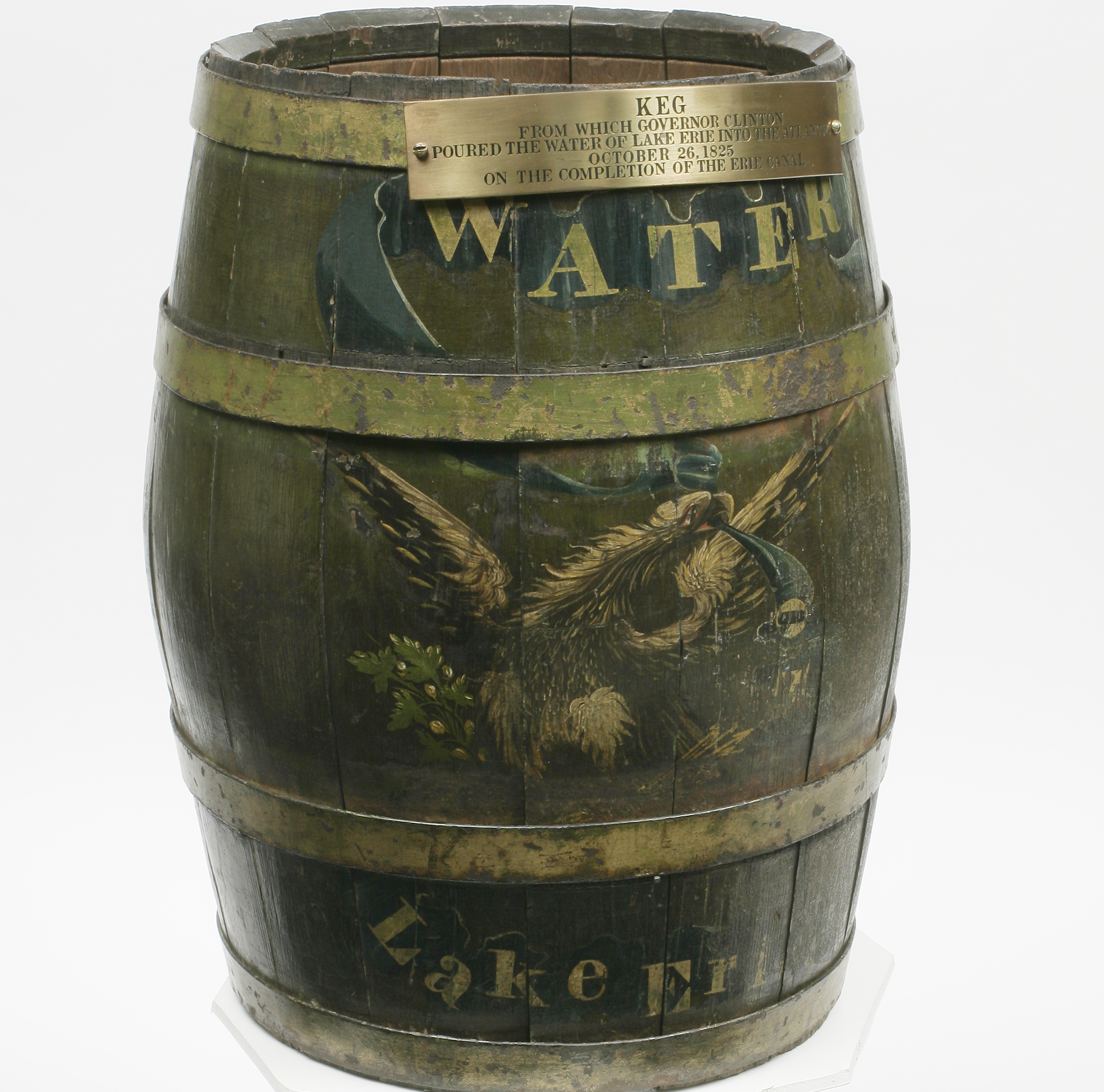 Original Eire Canal Barrel