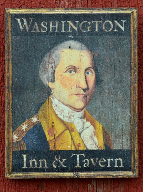 Washington Inn & Tavern Reproduction - Medium