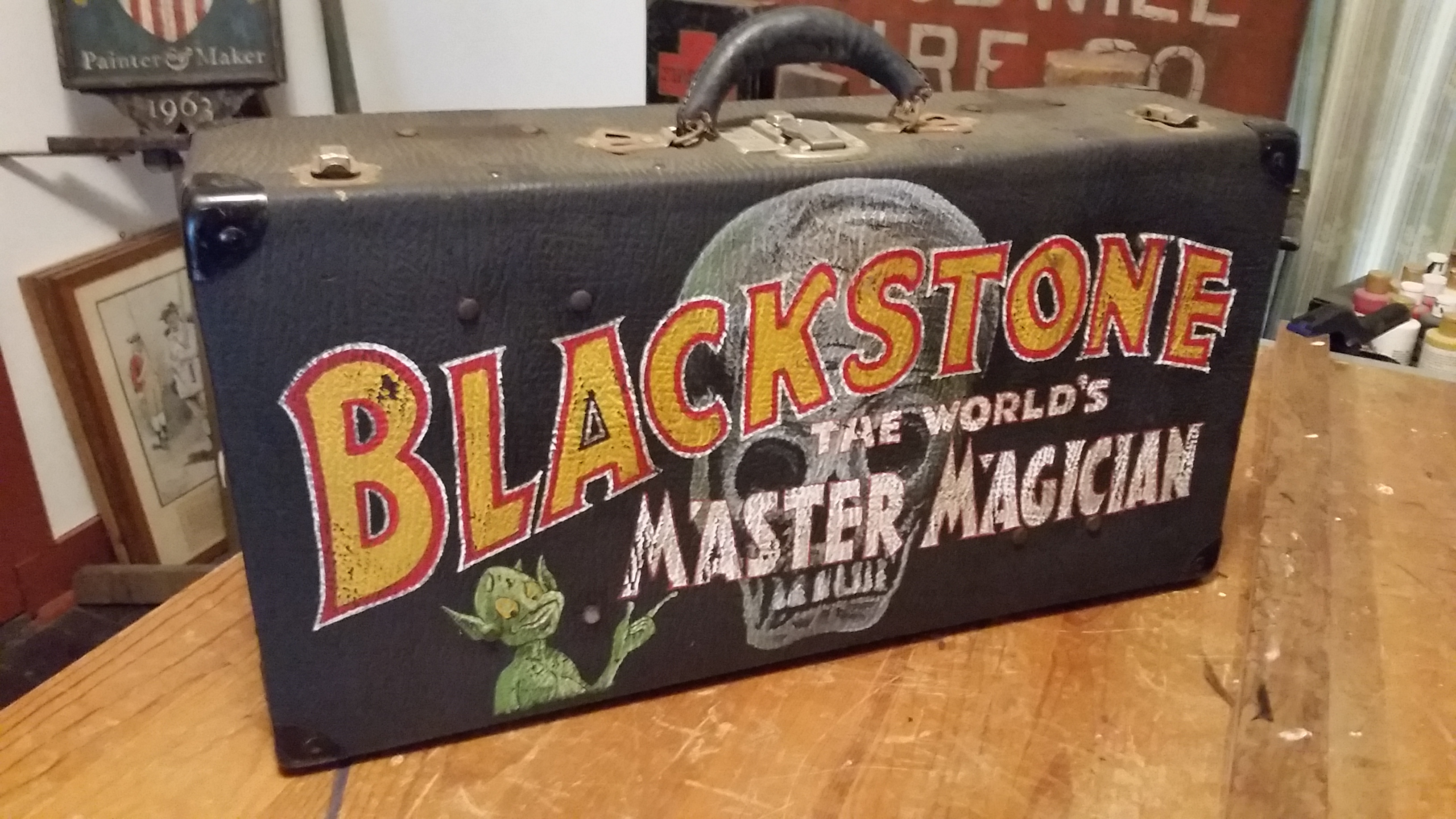 Blackstone Magician Case