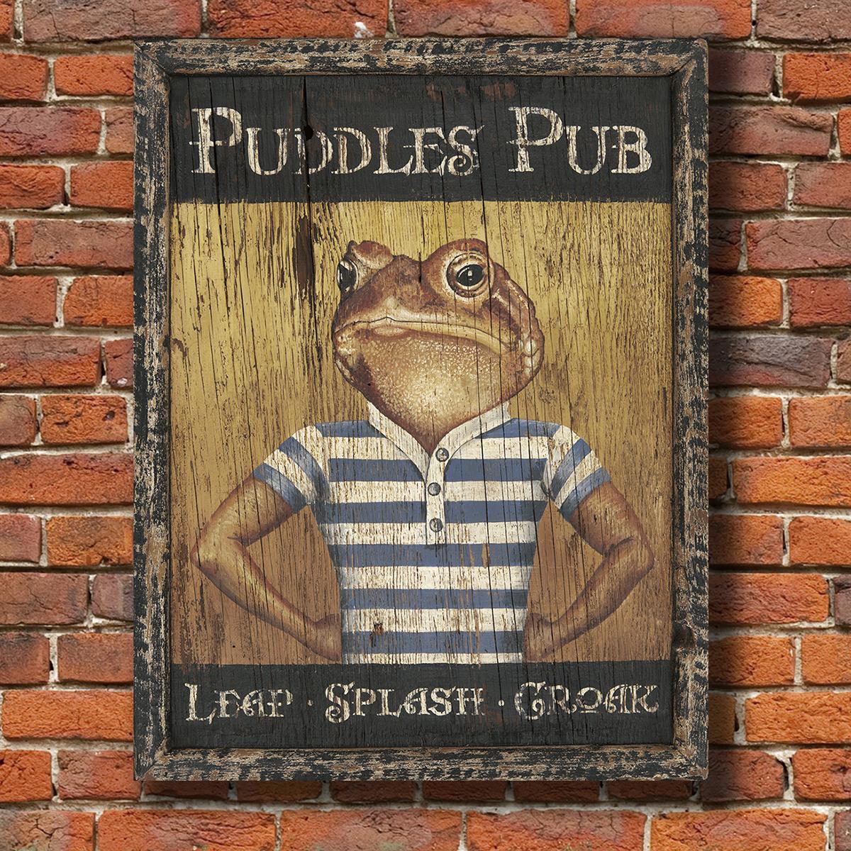 Puddles Pub