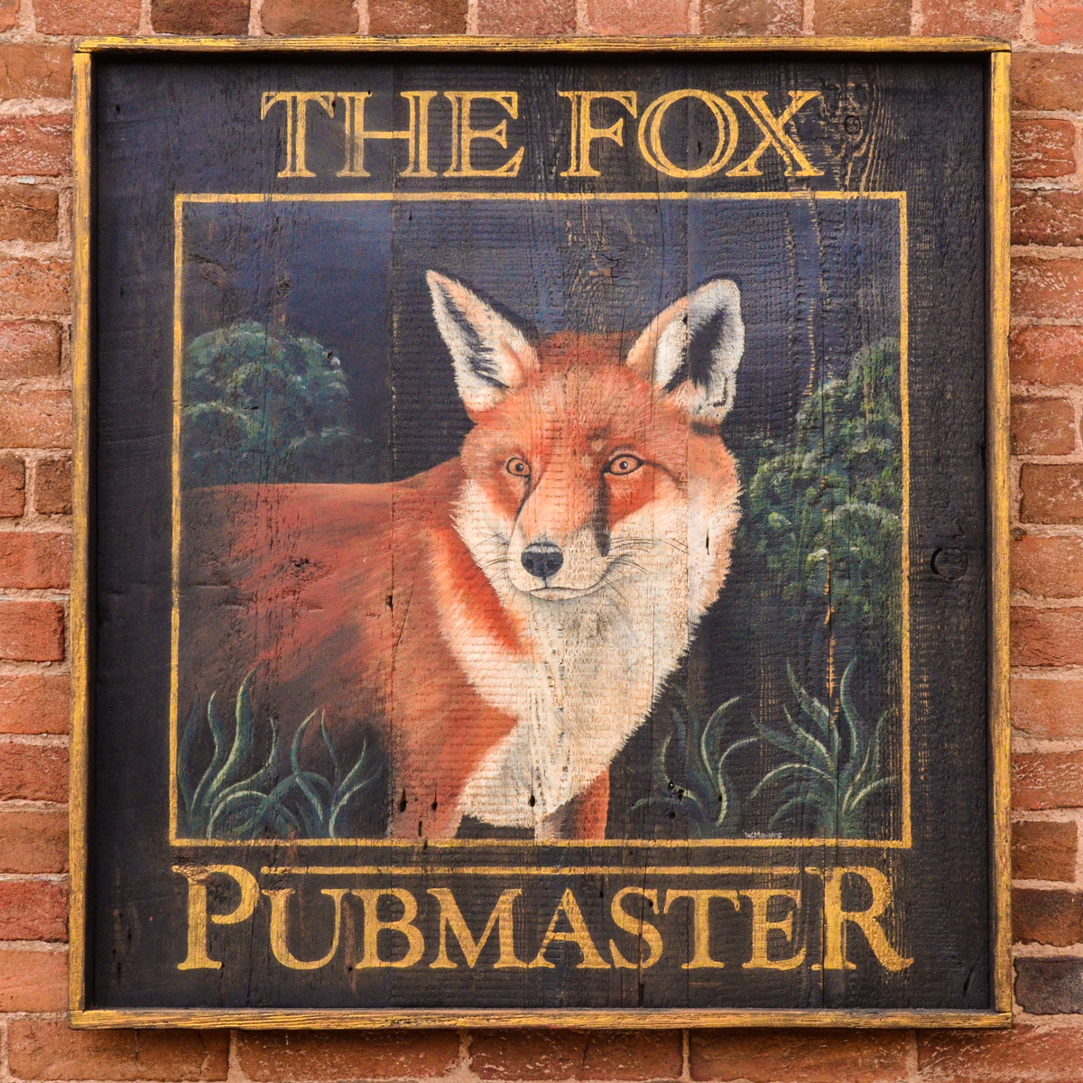 The Fox Pubmaster