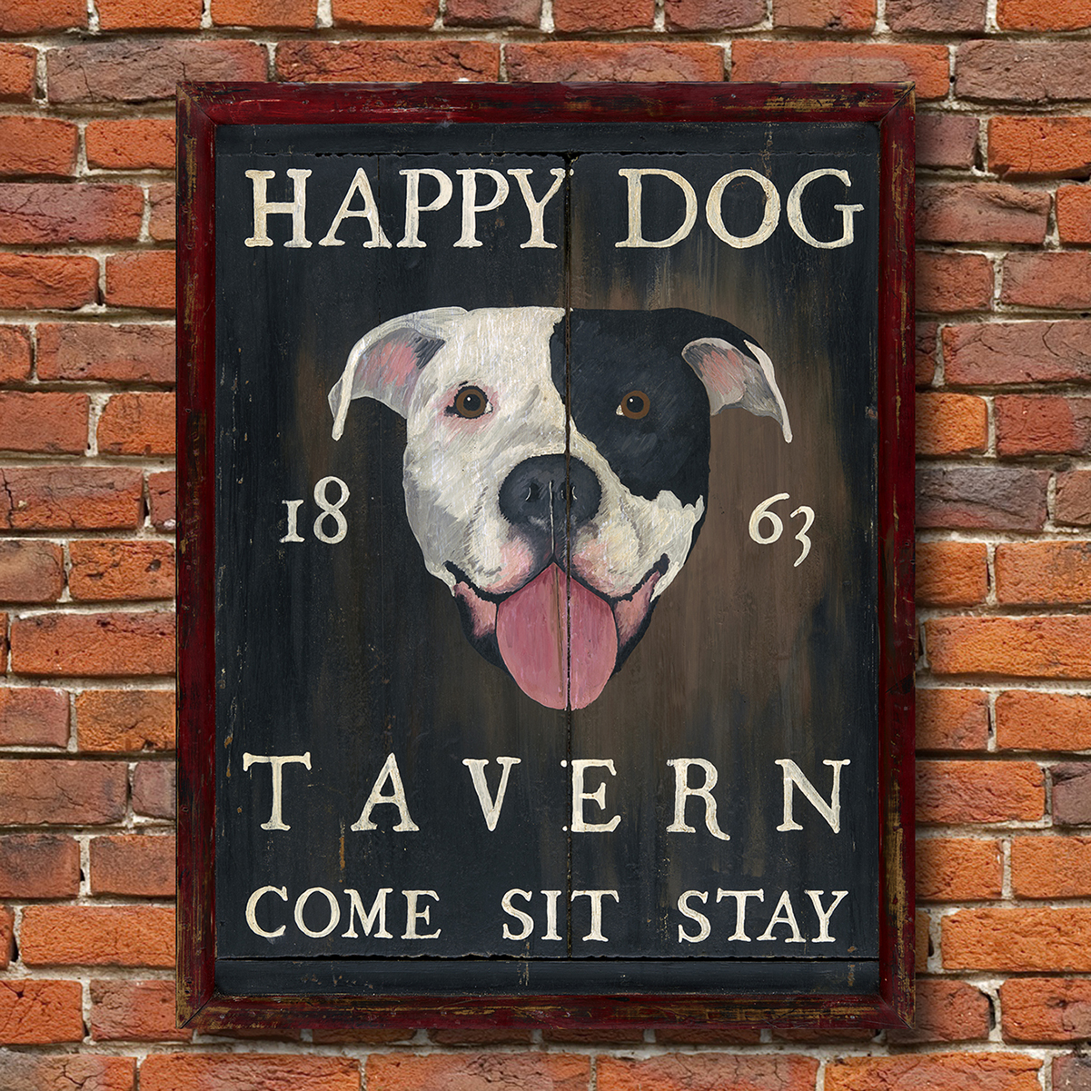 Happy Dog Tavern