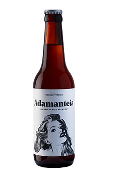 Colossus Craft Brewery Adamanteia smoked witibier