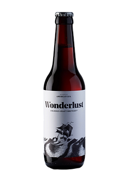 Colossus Craft Brewery Wonderlust imperial IPA