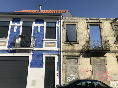 The Changing Face of Porto