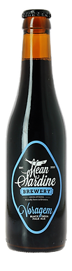 Mean Sardine Brewery Voragem Black IPA