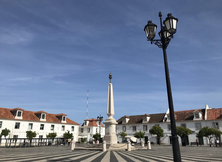 Vila Real de Santo António: it's almost Spain!