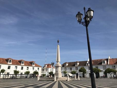 Vila Real de Santo António: it's almost Spain!
