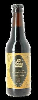 Mean Sardine Brewery Tordesilhas imperial stout
