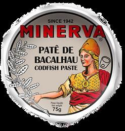 Minerva codfish patê