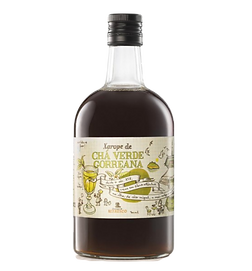 QUISOQUE DE REFRESCO Gorreana Green Tea Syrup