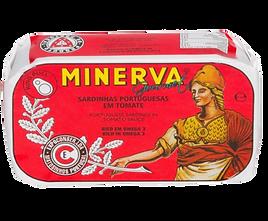 Minerva sardines in tomato sauce
