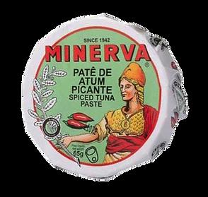 Minerva tuna patê