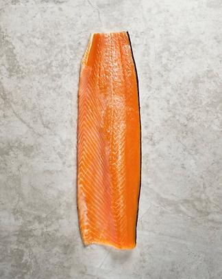 Hardy Smoked Masterpieces classic smoked salmon