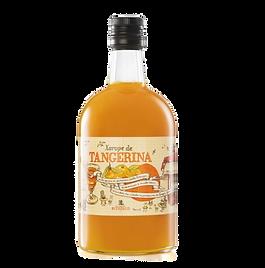 QUISOQUE DEREFRESCO Tangerine Syrup