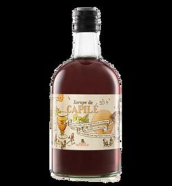 QUISOQUE DEREFRESCO Capile Syrup