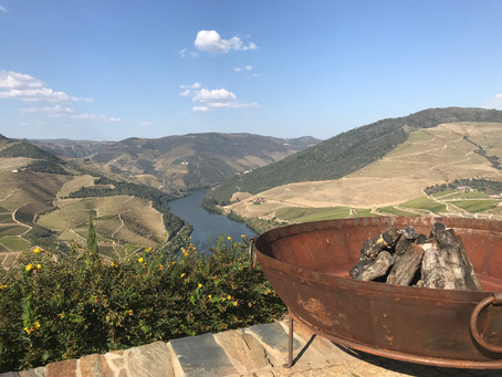 The Mighty Douro: There's a reason people go there...