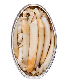 Real Conservera Española razor clams
