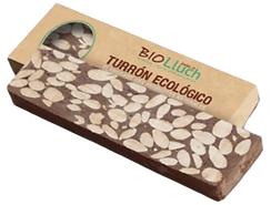 Vicens turrón Bio Lluch ecological nougats