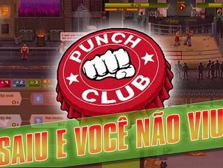 Punch Club Saiu e Você Não Viu?