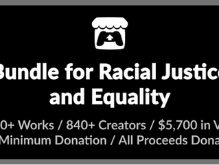 88 de 1000 jogos do Racial Justice & Equality Bundle para priorizar!