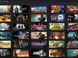 Jogos do Steam Extremamente Baratos!