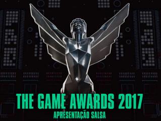 Resumo Game Awards 2017 com Salsa