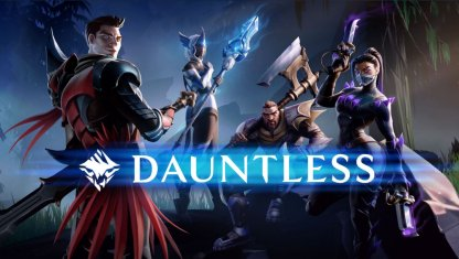 Dauntless (2018)