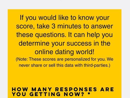 Online Dating Expert Develops Online Dating Quiz to Determine Dating Success Probability