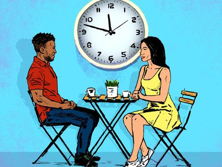How long is too long to block out for a first date?