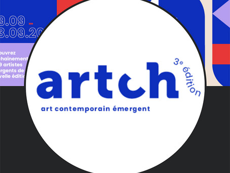 Artch 3rd Edition September 9 - 13