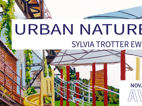 Urban Nature: Solo Exhibition at AVE Gallery