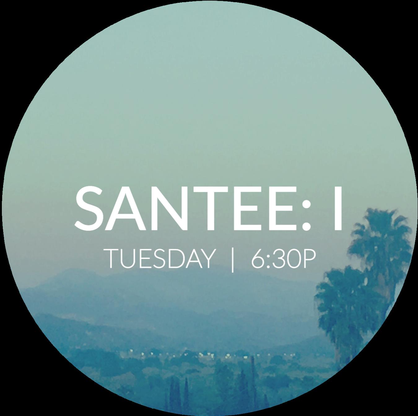 Santee: I