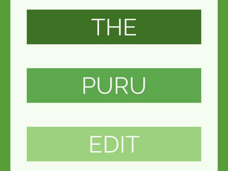 The Puru Edit - An Introduction